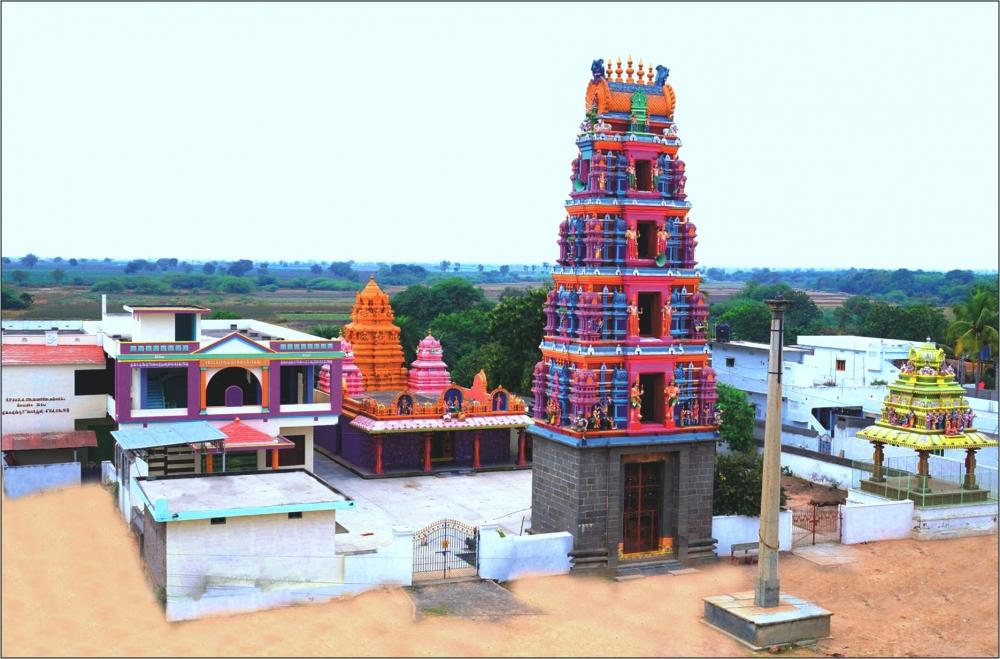 (5)Temple Ponugupadu