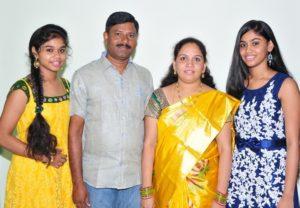 srinivasarao-family