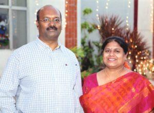 Jaganndham Daughter Ramatulasi, Son In Law Sailedhramohan