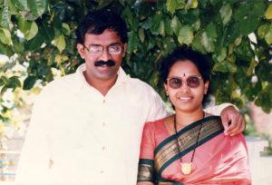 Gurram Srinivas, Vijayalakshmi