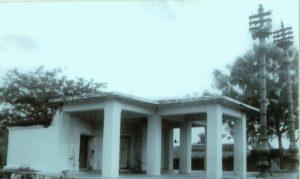 జీర్ణోద్ధరణకు ముందు ఉన్న దేవాలయం
