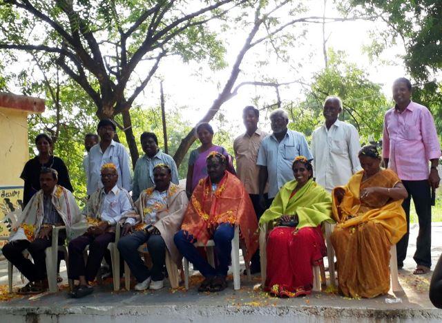 బదిలీ కాబడిన ఉన్నత పాఠశాల ఉపాధ్యాయులకు శుభాకాంక్షలు